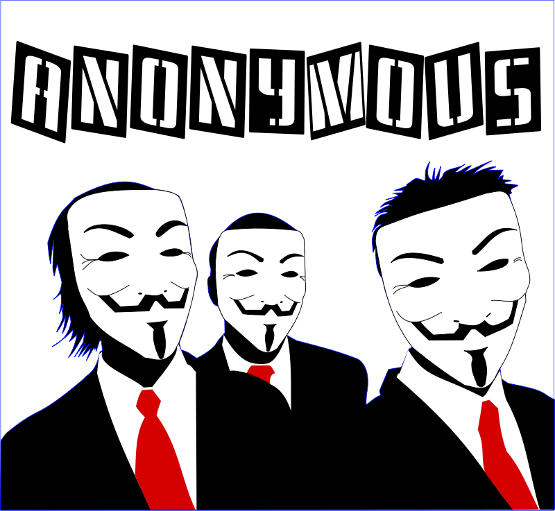 Free Anonymous people