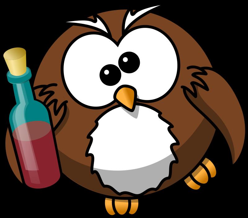 Free Drunk owl