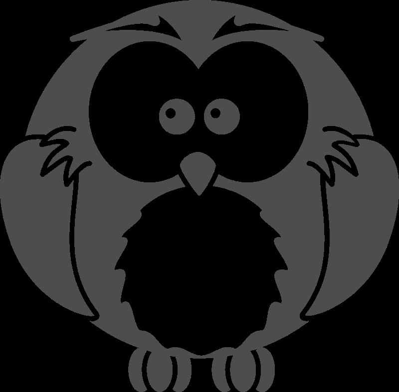 Free Cartoon owl