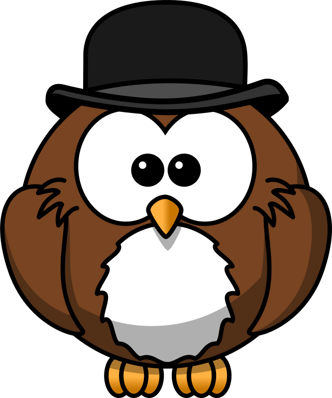 Free Owl with derby