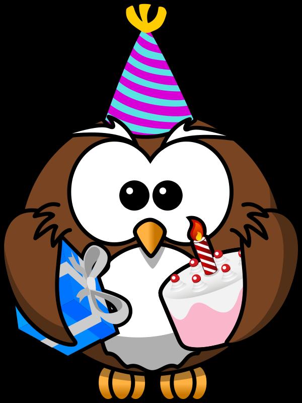 Free Owl Party