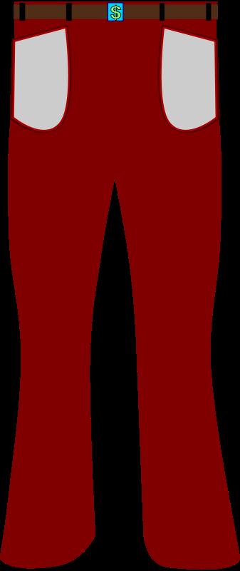 Free Cord Pants