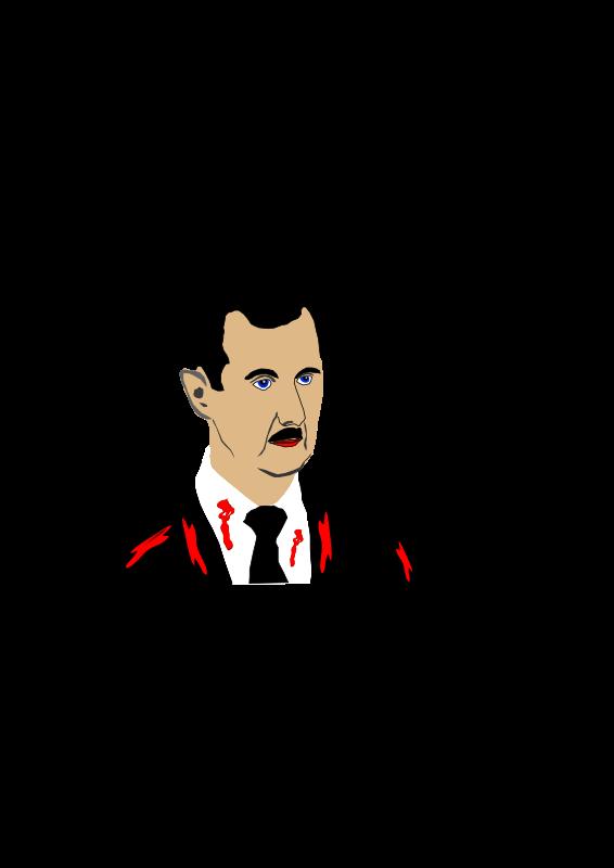 Free Bloddy Bashar Al-Assad