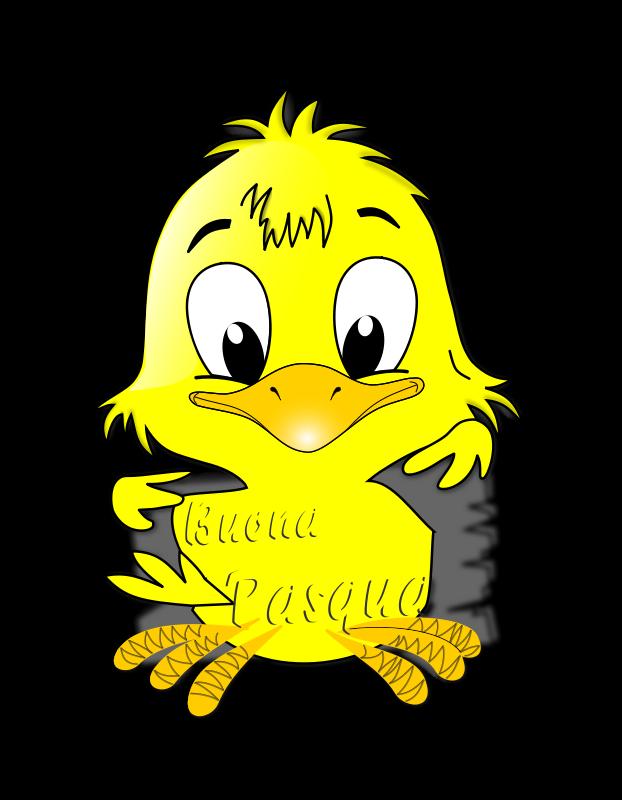 Free Clipart: Pulcino Pasqua | scigola