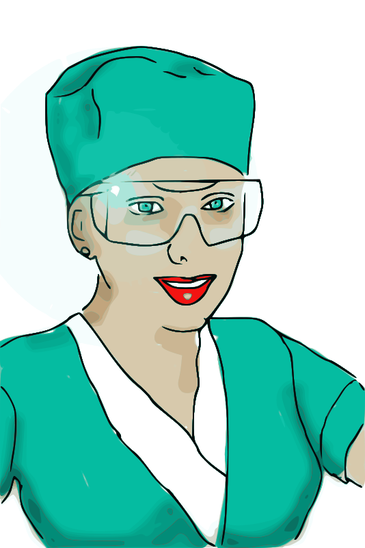 Free enrolled scrub nurse