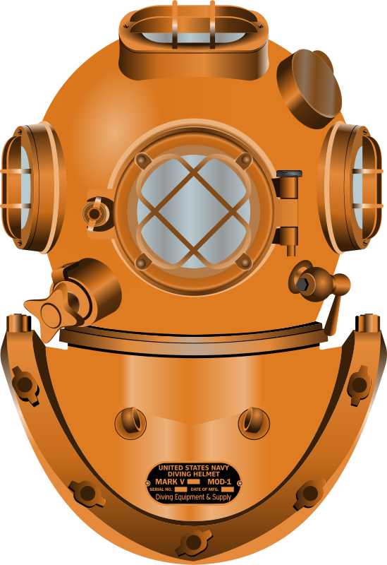 Free Diving Helmet