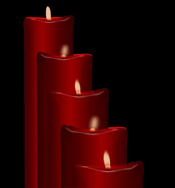 Free candles, žvakės