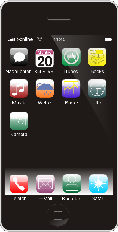 Free Smartphone (German Version)