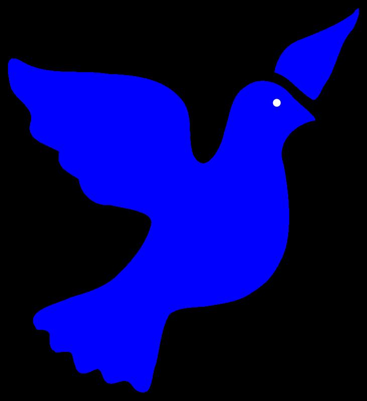 Free peace dove