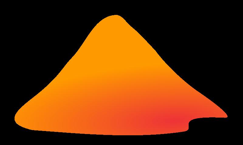Free Clipart: Volcano-Mountain | josephluis