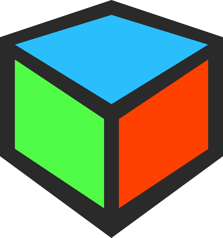Free 3D Cube Icon