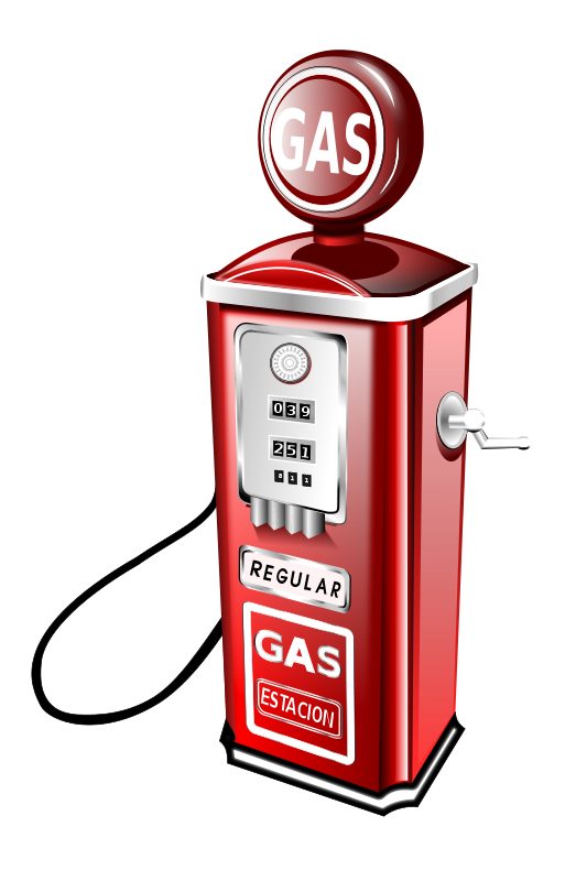 Free Petrol pump