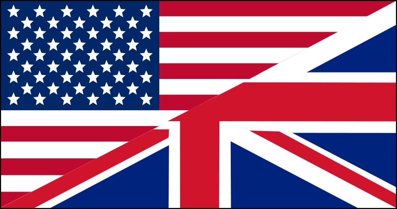 Free Clipart: US/UK flag | klainen