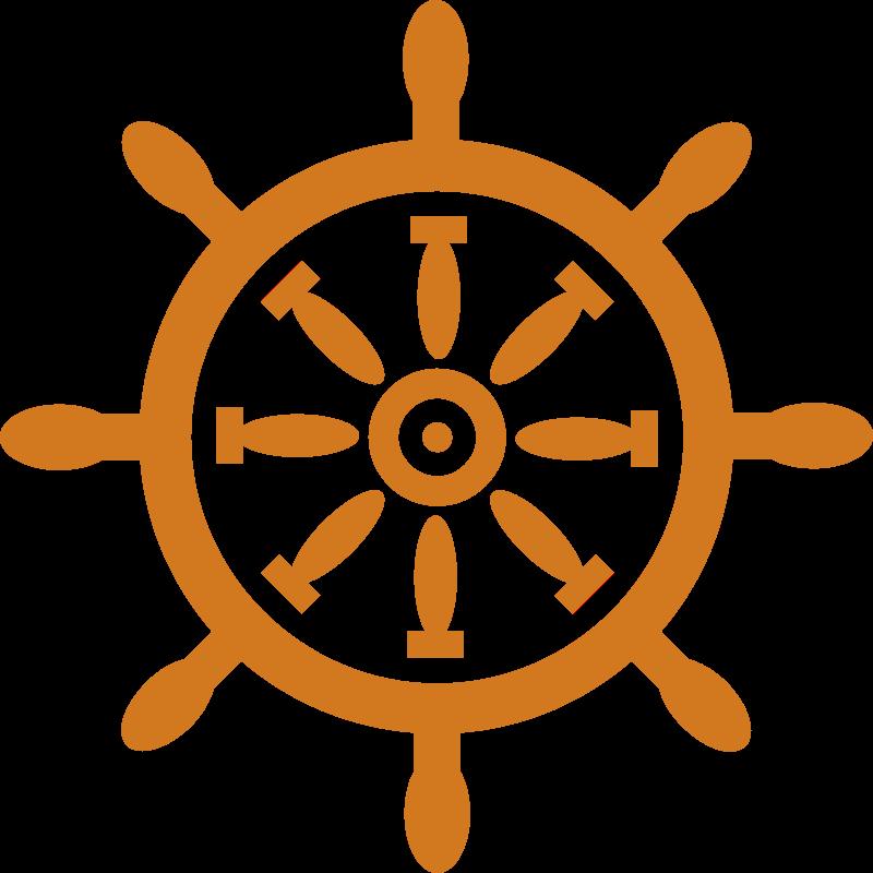 Free captains wheel