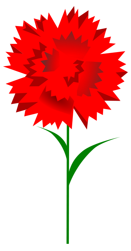 Free Clipart: Carnation | worker