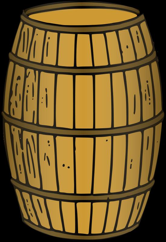 Free Barrel (rendered)