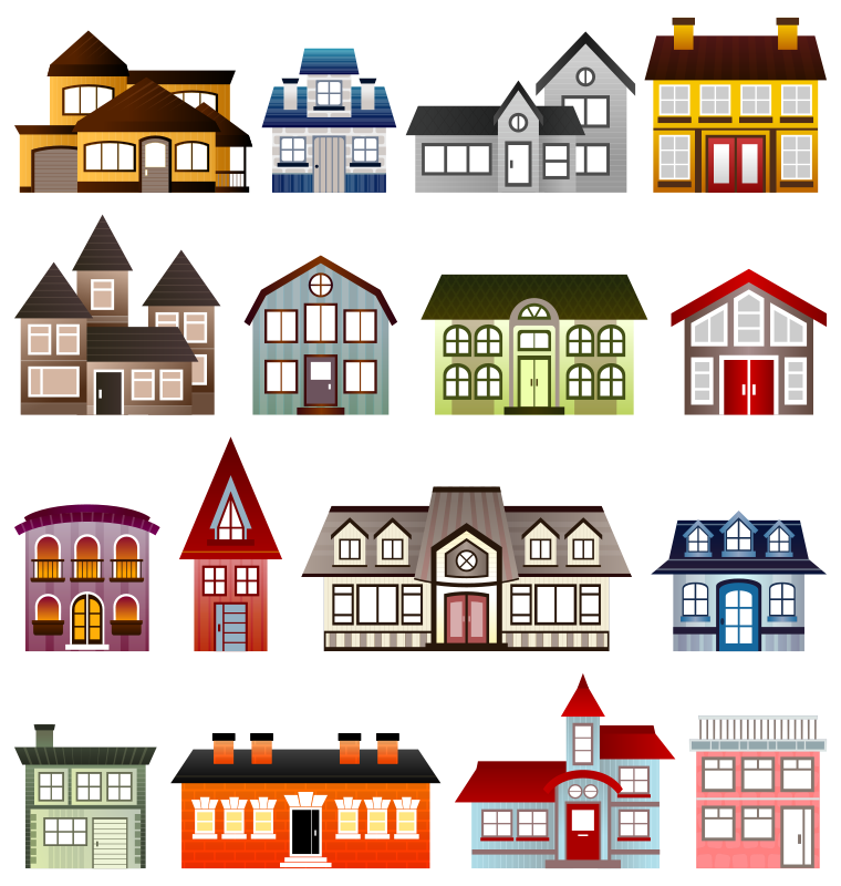 Free Simple Houses