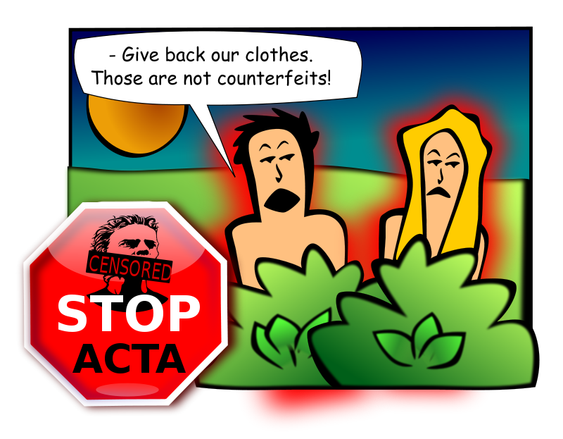 Free Stripped by ACTA?