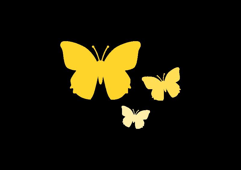 Free butterflies