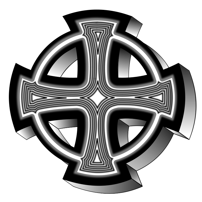 Free Celtic cross