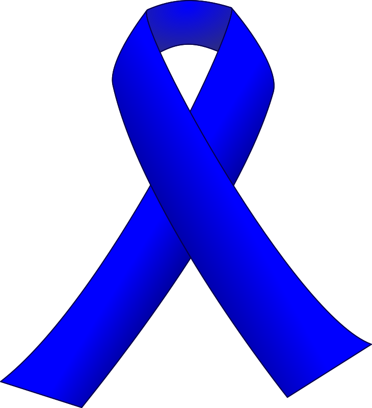 Free Blue Ribbon