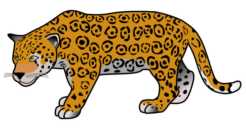 free clipart jaguar frankes rh 1001freedownloads com jaguar clip art black and white jaguar clip art black and white