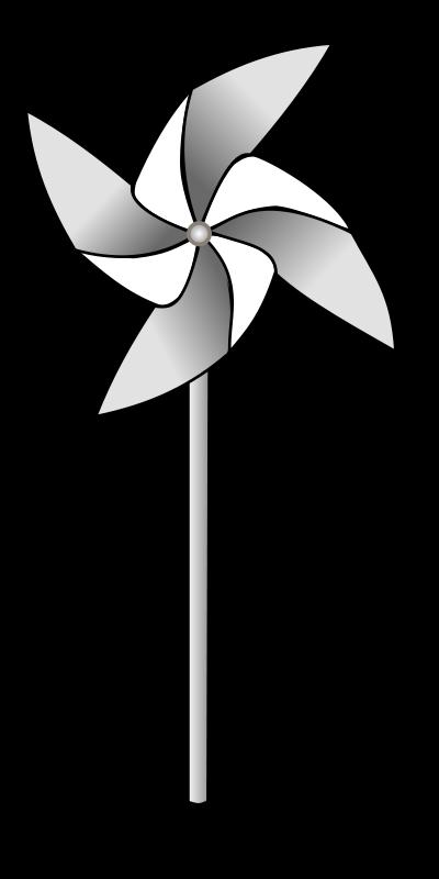Free pinwheel
