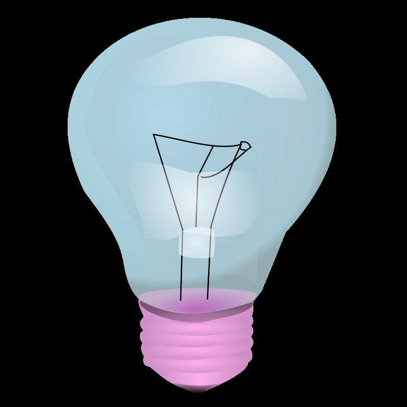 Free light bulb