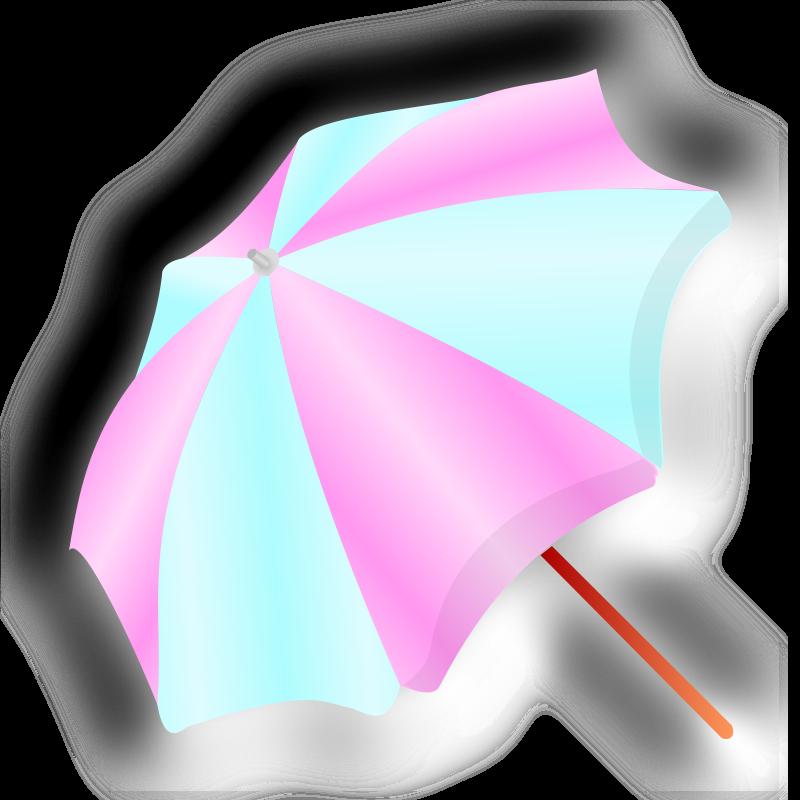 Free Clipart: Sunshade | frankes
