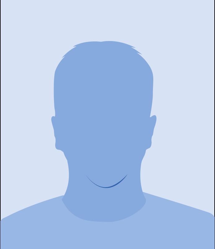 Free Generic male avatar (rectangular)