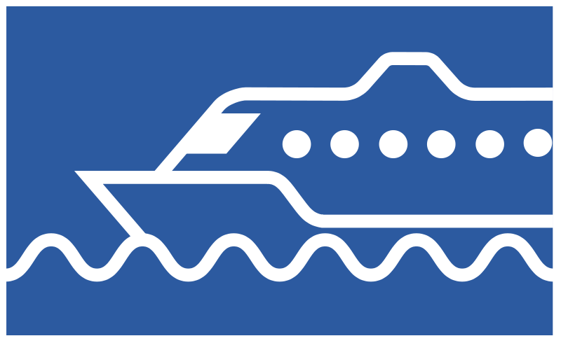 Free boat logo