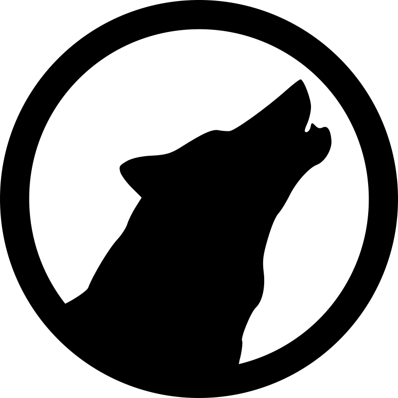 Free Wolf Emblem