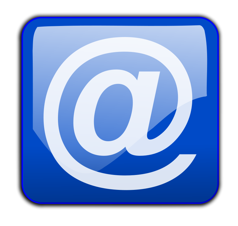 Free Email button