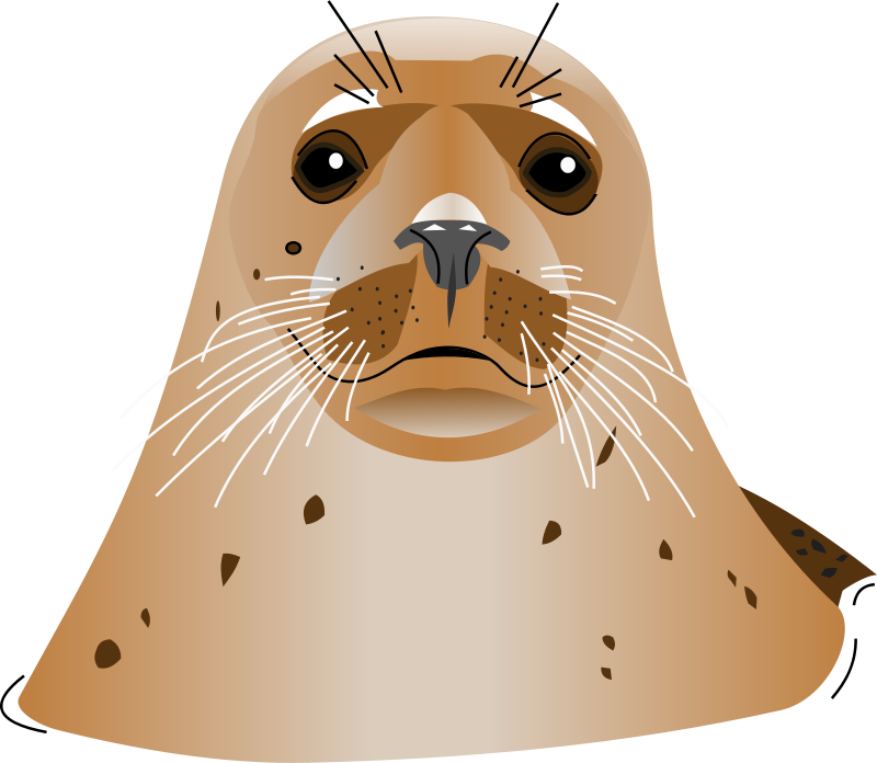 Free Seal (brown)