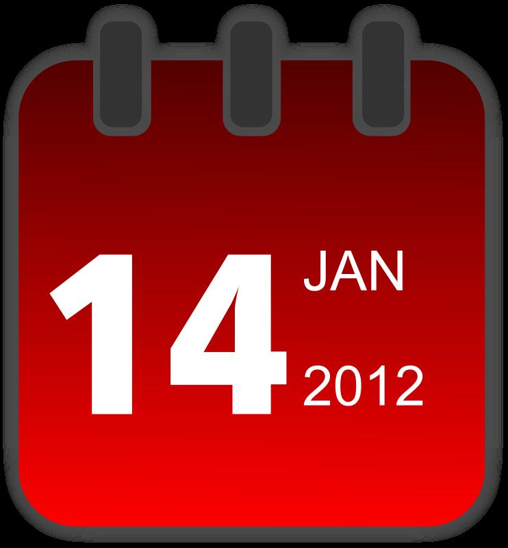 Free Clipart: Calendar | gsagri04