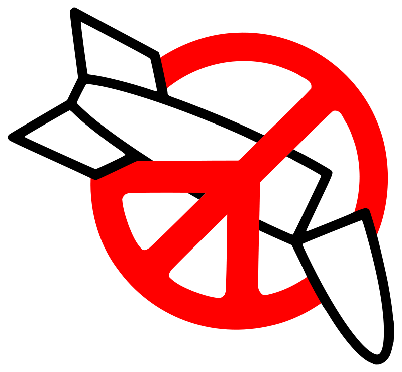 Free Clipart: Peace - no war | worker