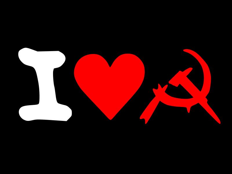 Free i love communism