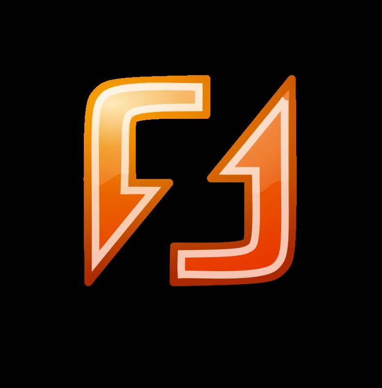 Free Clipart: Redo Orange Button Tango Style | rygle