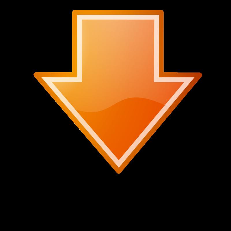 Free Go Down Orange Button Tango Style