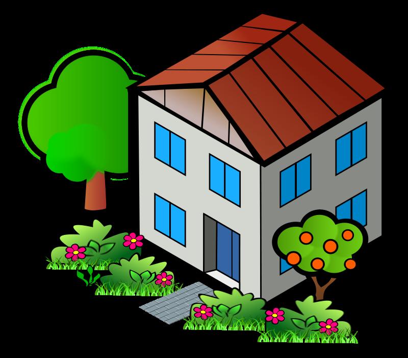 Free Iso City Grey House 2