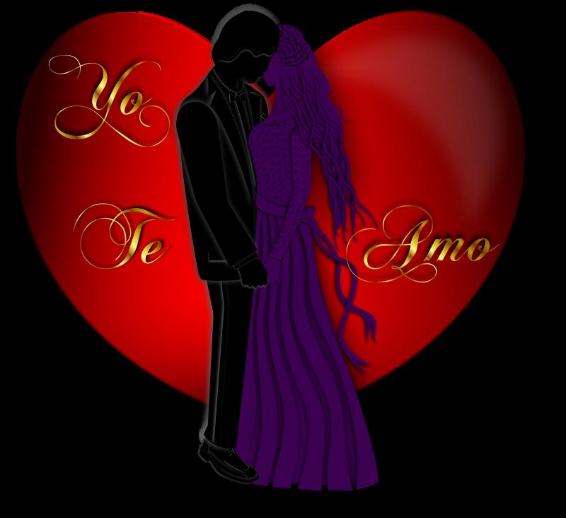 Free Yo Te Amo Valentine
