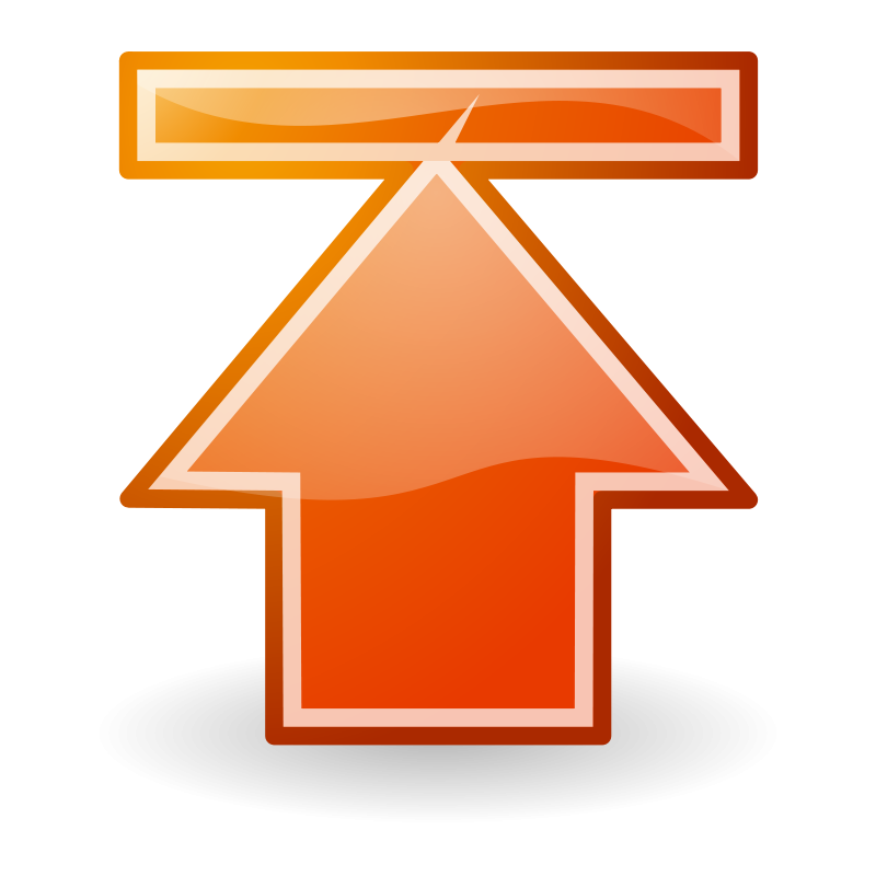 Free Go Top Orange Button Tango Style