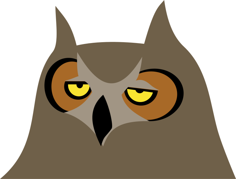 Free Owl bored