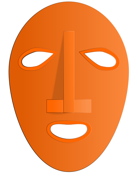 Free Traditional African mask