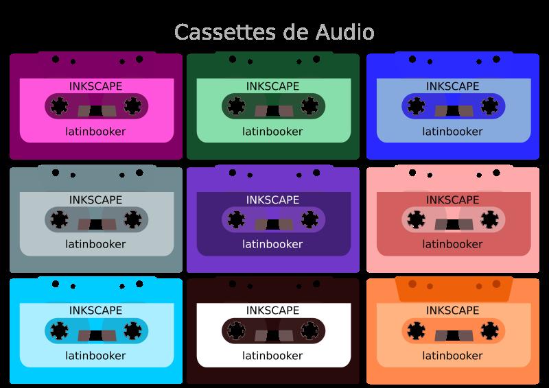 Free Cassettes de Audio