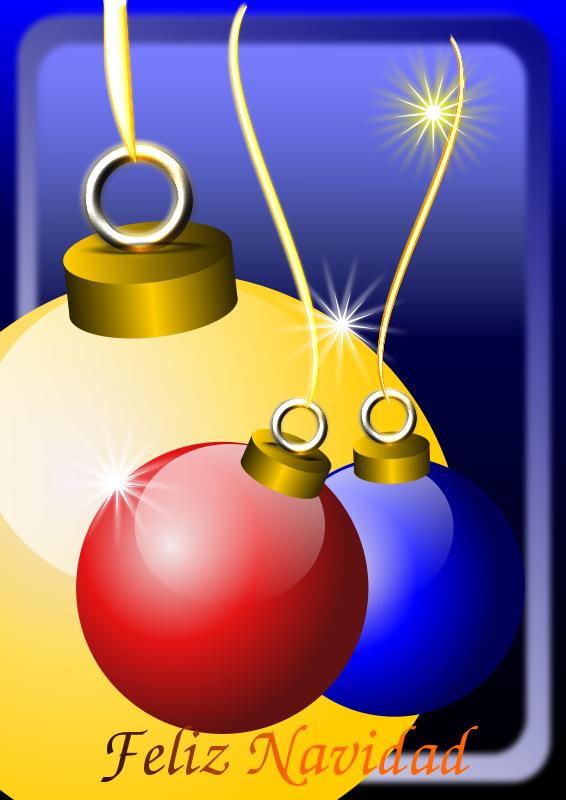Free Tarjeta Navidad