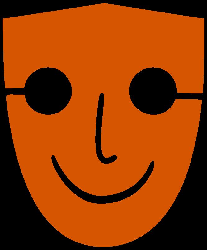 Free Human Face Mask