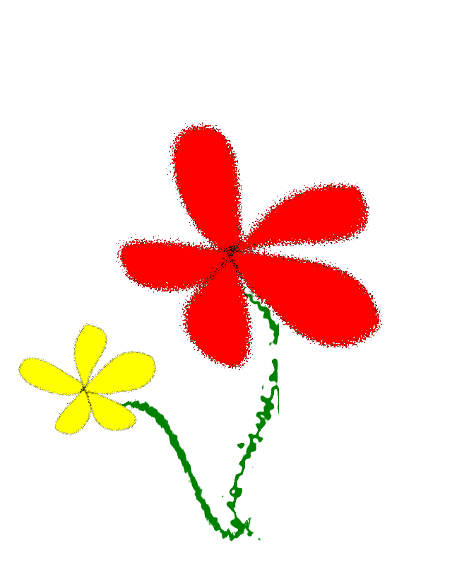 Free Clipart Flowers Yellow And Red Navaneethks