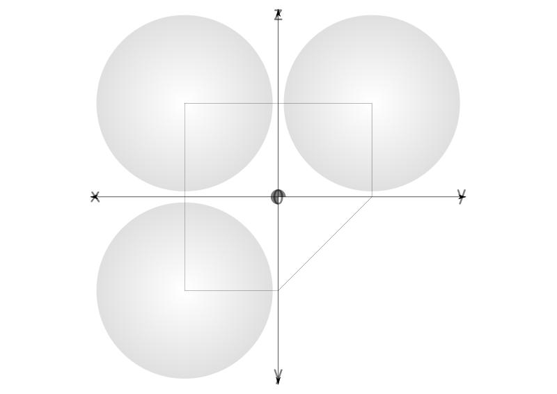 Free 01 construction geodesic spheres recursive from tetrahedron