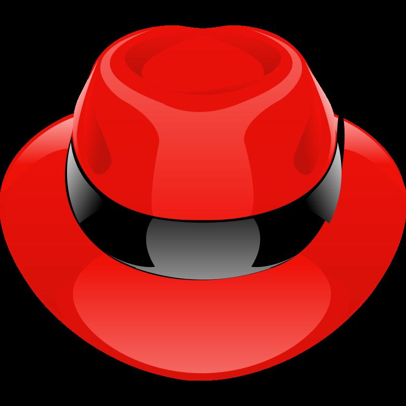 Free Clipart: Redhat | petux7